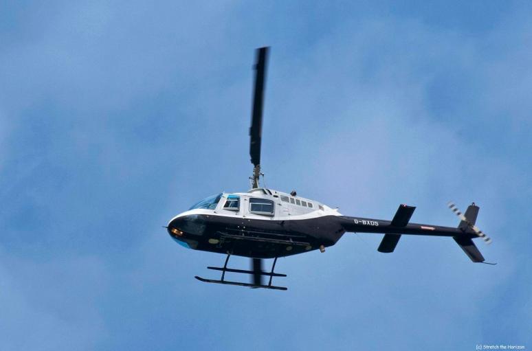 Bell 206B-3  Jet Ranger lll G-BXDS