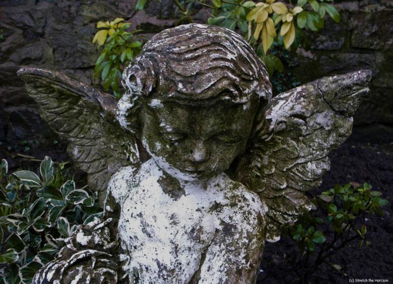 Weathered Cherub