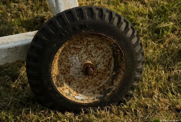 Worn Wheel