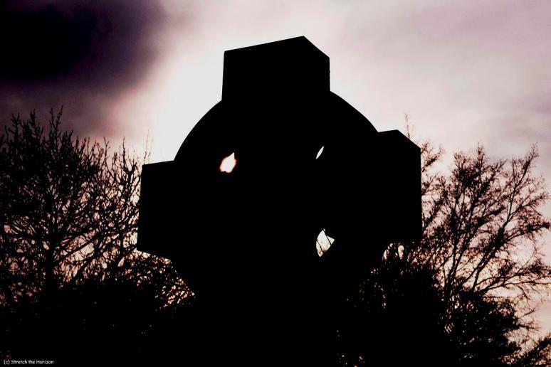Celtic silhouette